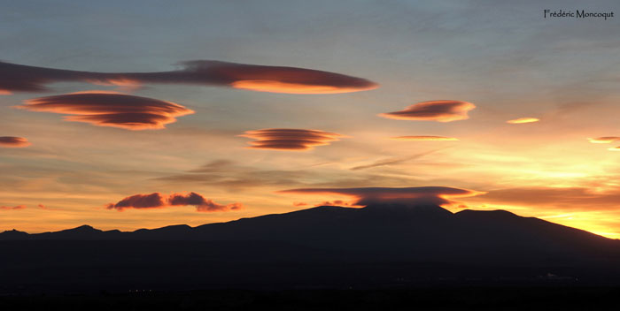 Nuages lenticulaires 1
