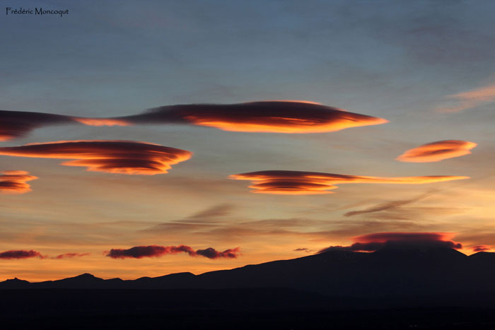 Nuages lenticulaires 2