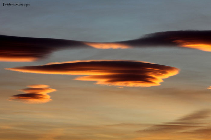 Nuages lenticulaires 3